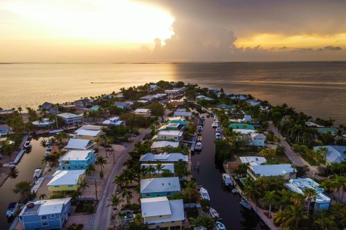 'The water is coming': Florida Keys faces stark reality as seas rise