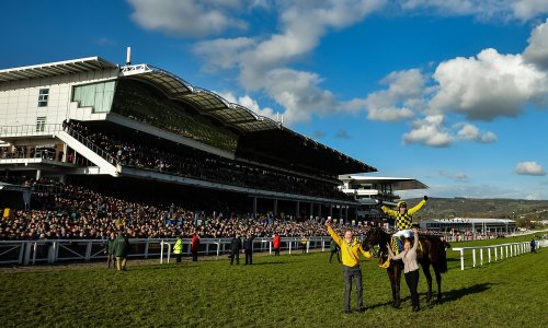 Talking Horses: Cheltenham reopens its doors to give jumps season a boost