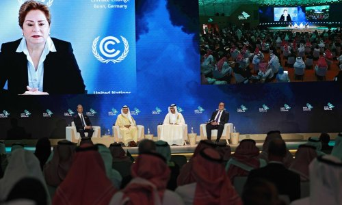 Cop26: 'World conflict and chaos' could be the result of a summit failure