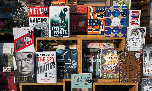Bookshop.org is what the publishing world has been waiting for