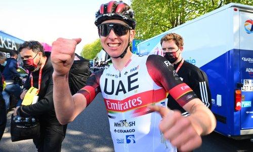 Double climb of Ventoux may give Tadej Pogacar edge in Tour de France
