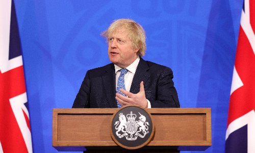 What does 'returning to normal' mean with a prime minister like Boris Johnson?