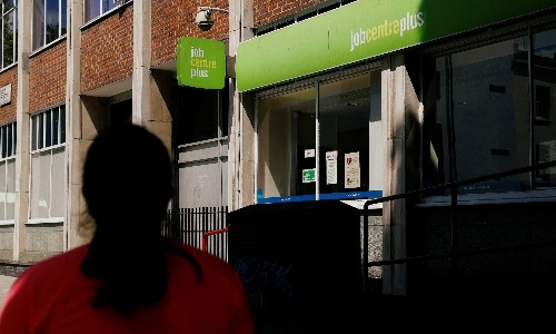 UK unemployment reaches four-year high in Covid-19 lockdown