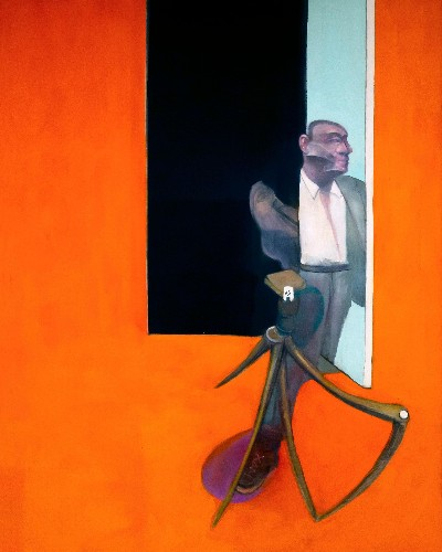 'Francis Bacon was my guy': Max Porter on his life-long obsession with the artist