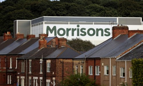 Morrisons shareholders wave through £7bn takeover