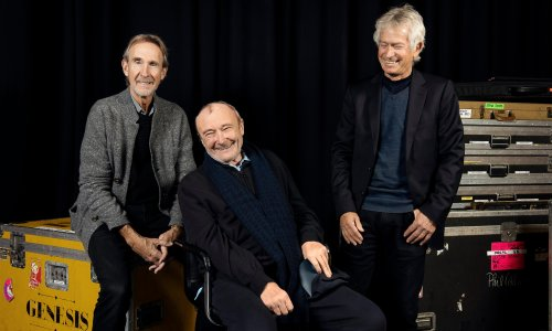 'Everything just kept getting bigger!' Genesis on prog, 80s stardom and Phil Collins's health