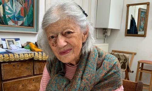 Phillida Nicholson obituary
