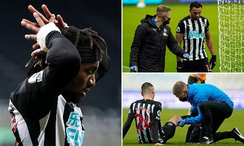 Newcastle face an almighty battle to stay in the Premier League