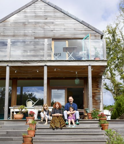 Island paradise: an Anglesey house that became a stunning family home