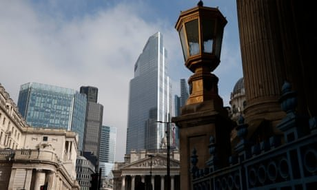 Bank of England leaves UK interest rates at 0.1%; bond selloff continues – as it happened