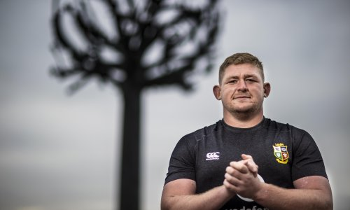 Tadhg Furlong: 'You don't want to ram your views down players' or coaches' throats'