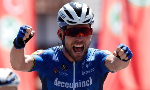 Mark Cavendish back at Tour de France for first time since 2018