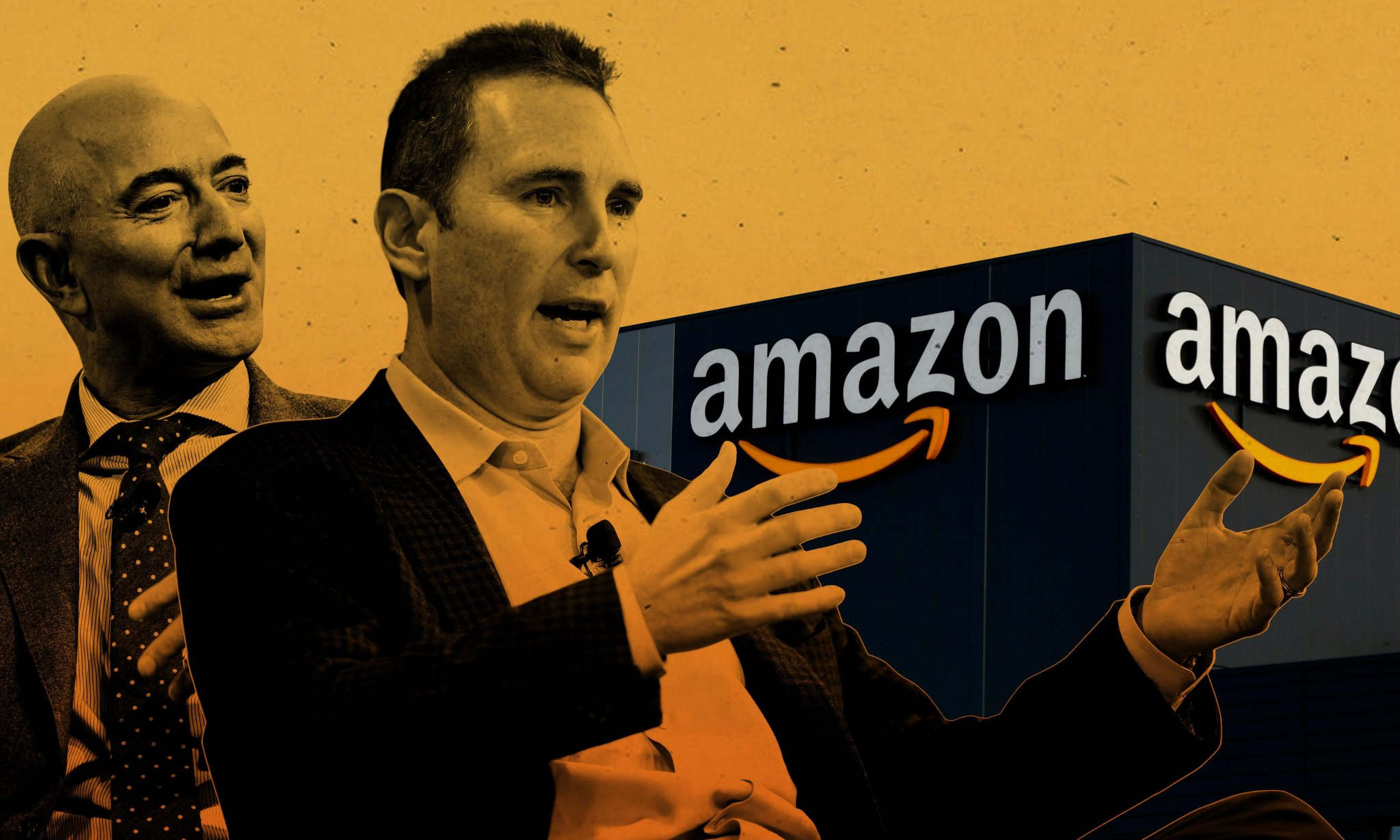 Andy Jassy steps out of the shadows – so who exactly is Amazon's new CEO?