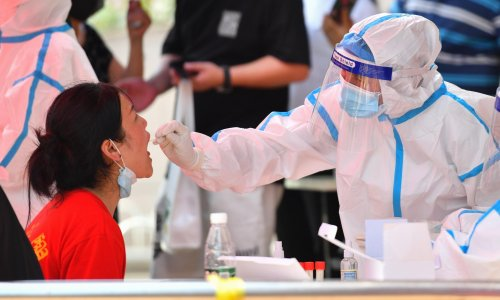 China tests millions as Nanjing airport outbreak sees Covid cases surge