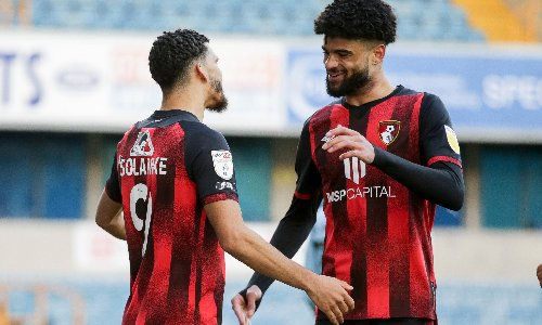 Championship: Bournemouth up to third after thrashing Millwall