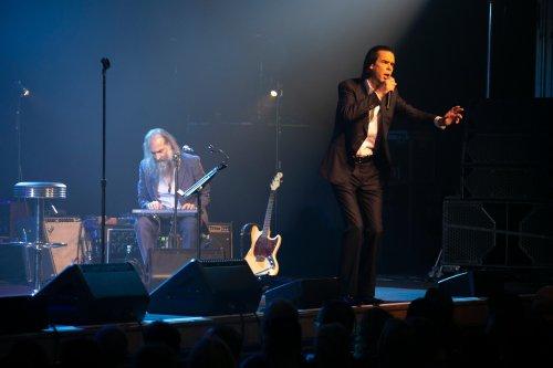 Nick Cave & Warren Ellis review – not for the faint of heart
