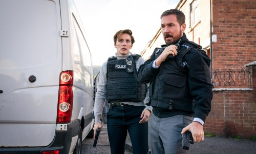 Line of Duty review – an audacious, deranged, reverse-ferreting finale