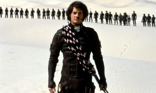 Riddle of the sand: David Lynch's 1984 version of Dune reviewed