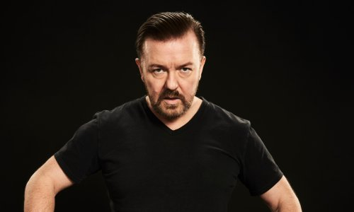 Ricky Gervais review – white heterosexual millionaire titters at his own taboos