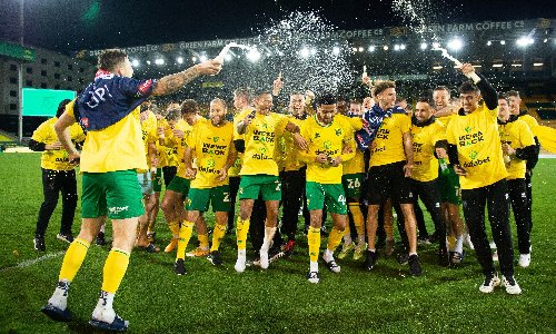 Norwich seal Premier League return after Brentford and Swansea are held