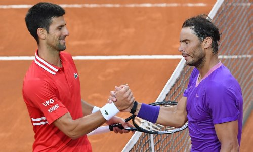 Nadal and Djokovic refusing to relinquish ground to the young challengers