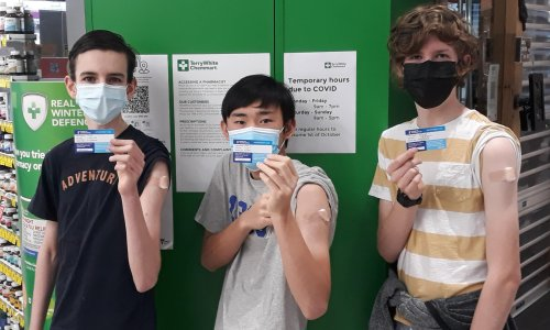 'Absolutely madness': Melbourne teenagers reveal they are behind leading Covid tracking website