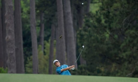The Masters 2021: second round – as it happened