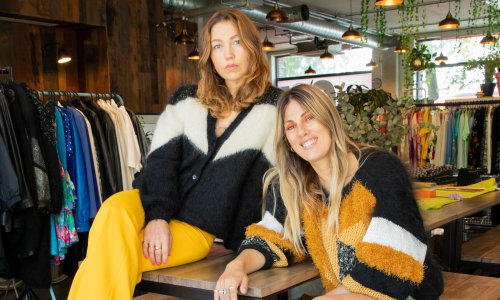 Vintage fashion gets a new look