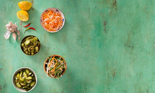 Salty, crunchy, sour: six Vietnamese pickles and preserves by Jenny Lam