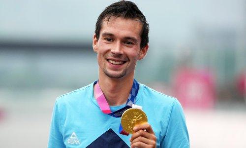 'Super special': Primoz Roglic delivers dominant Olympic time trial triumph