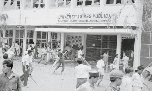 Survivors of 1965 Indonesia massacres urge UK to apologise