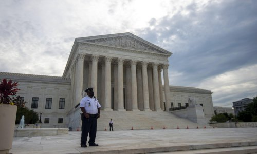 Americans don't have faith in the US supreme court any more. That has justices worried