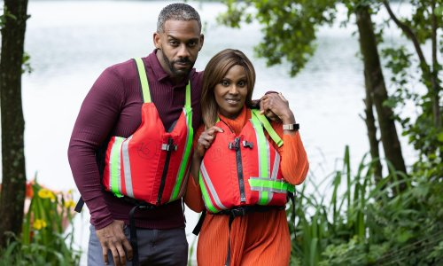 It's Hollyoaks, but now with an all-black cast …