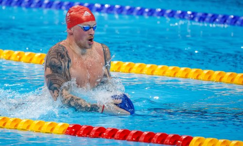 Adam Peaty's second Olympic gold as close to an inevitability as sport gets