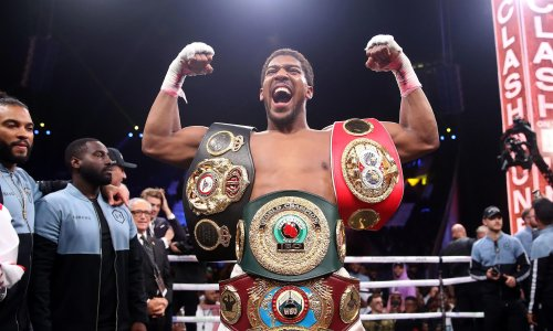Anthony Joshua expects Usyk fight to be his toughest since facing Klitschko