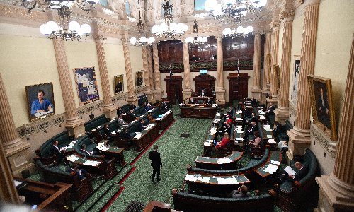 Eight sexual harassment complaints made against South Australia politicians or aides in five years