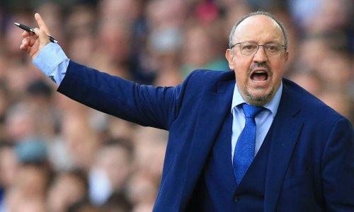 Rafael Benítez calls for improvement across the board at Everton