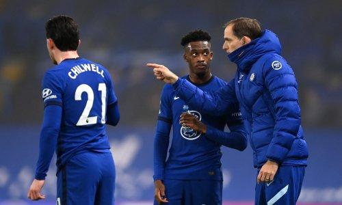 Tuchel claims Hudson-Odoi needs '250 games' to complete Chelsea turnaround