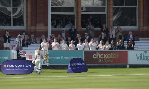 MCC Foundation expands cricket's ability to realise dreams of Lord's