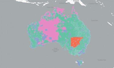Who owns Australia?