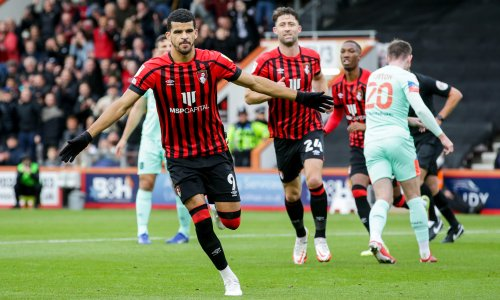 Championship roundup: Bournemouth cruise as Dominic Solanke strikes twice