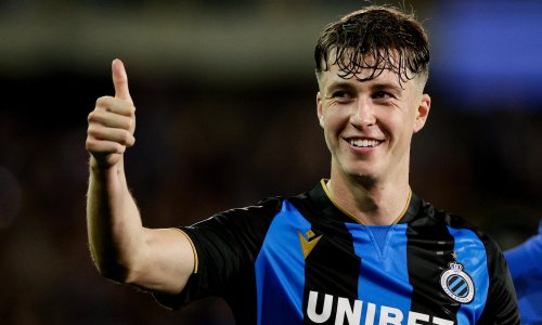 Jack Hendry: 'It's been surreal but I came here to play in Champions League'