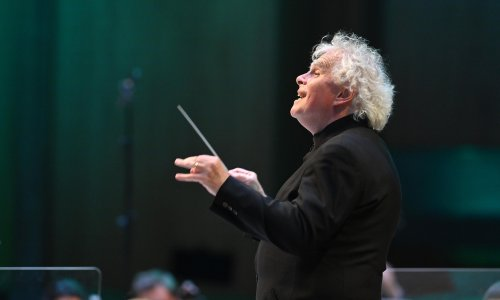 'We need joy … and an audience': The return of Simon Rattle and the LSO