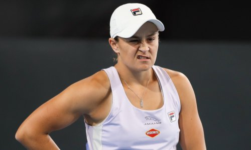Ash Barty pulls out of Qatar Open after shock defeat in Adelaide