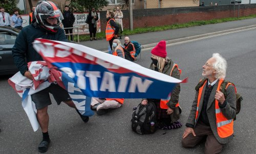 Why aren't we in prison, ask Insulate Britain protesters