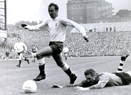 Jimmy Greaves was a genius, the purest finisher England has produced
