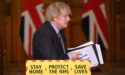 The forecasts that spooked Boris Johnson into slowing exit from lockdown