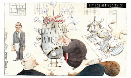 Seamus Jennings on the UK energy crisis – cartoon