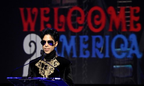 Welcome 2 America by Prince review – sub-par album from the vaults