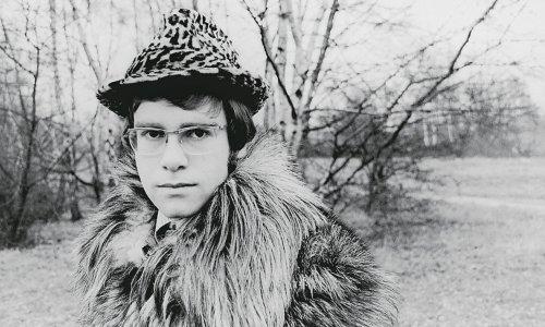 Elton John: Regimental Sgt Zippo review – the long lost 'trippy' album